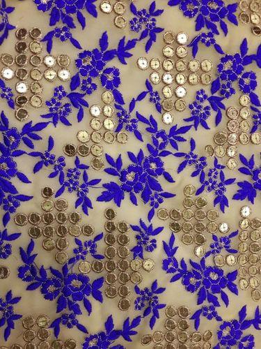 Fulkari Dress Fabrics