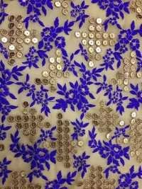 Fulkari Dress Fabrics