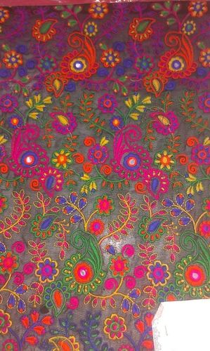 Emroidery work Fabrics