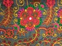 Fancy Work Fabrics in india