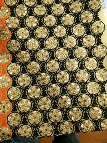 Exclusive work fabrics