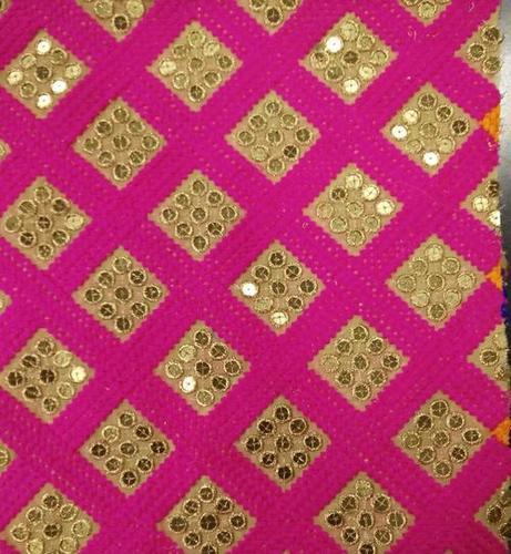 Fulkari fabrics