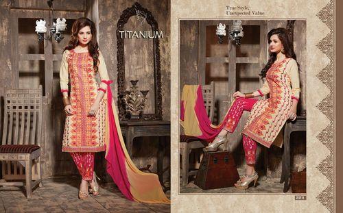 Titanium Premium Designer Salwar Suits