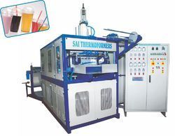 NEW HI-TECH THERMOCOLE TYPE PAPER CUP PLATE MAKING MACHINE