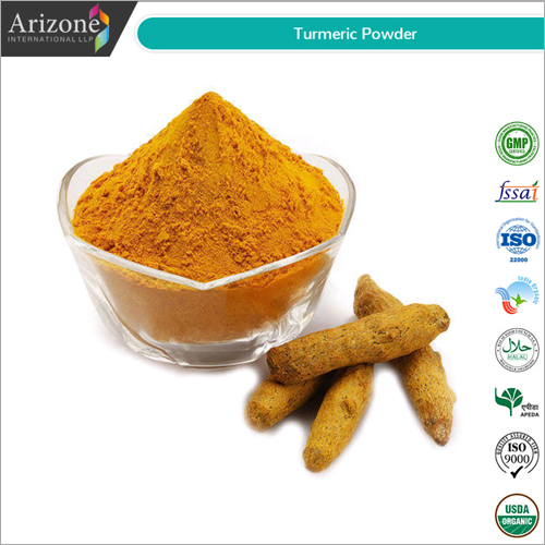 Turmeric Powder or Curcuma Longa