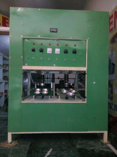 thali dona palat plate making machine