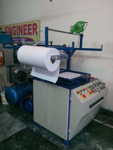 business thermocol glass plate thali dona machinery