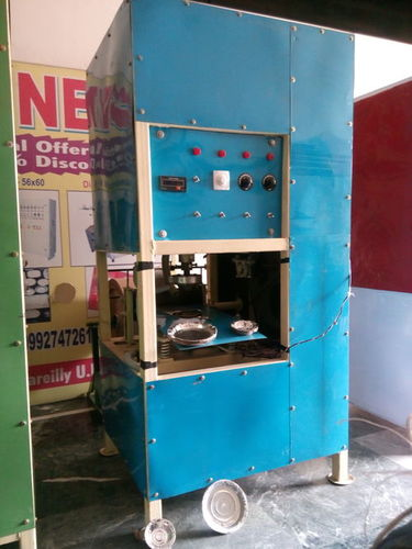 dona thaali making machine 80000