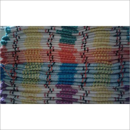 Coloured Cotton Bath Towels