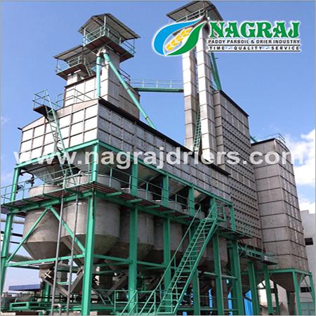 100 Tpd Parboil Plant