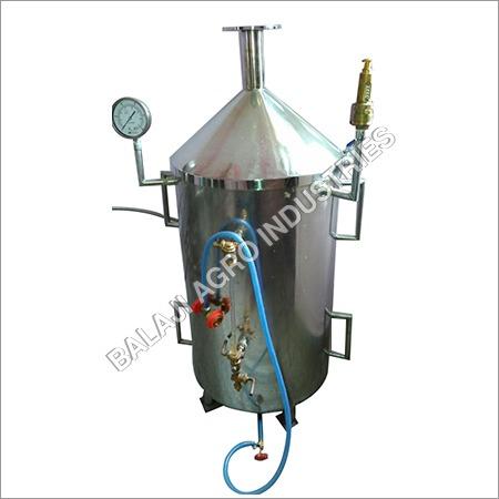 SS soya  milk boiler