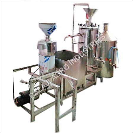 Soya Milk Making Machines