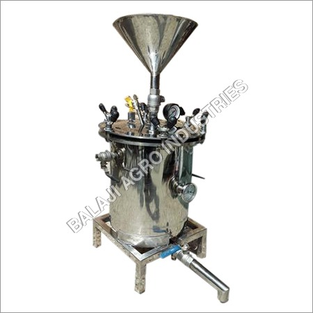 Soya Milk Sterilizer