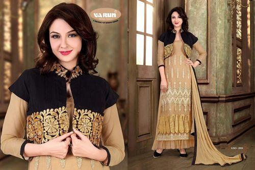 Anarkali Suit Dress Material