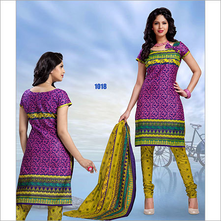 Ladies Suits Material