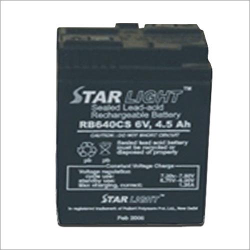 Starlight Lead Acid Battery