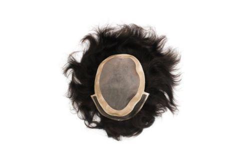 Black Monofilament Hair Wigs