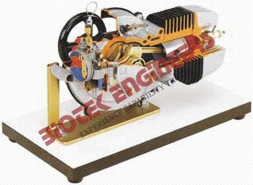 2 STROKE C.I. ENGINES