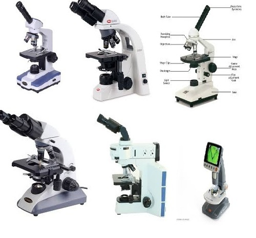 LAB RESEARCH MICROSCOPE