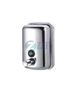 Stainless Steel Manual Soap Dispensers  500ml & 1000ml