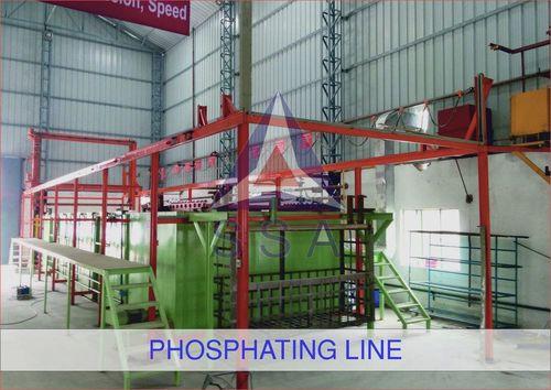 Spray Phosphating Plant
