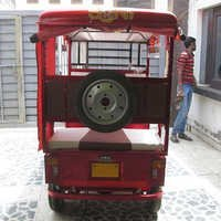 Pollution Free E Rickshaw
