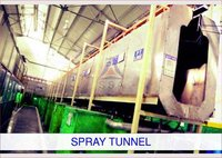 Spray Tunnel