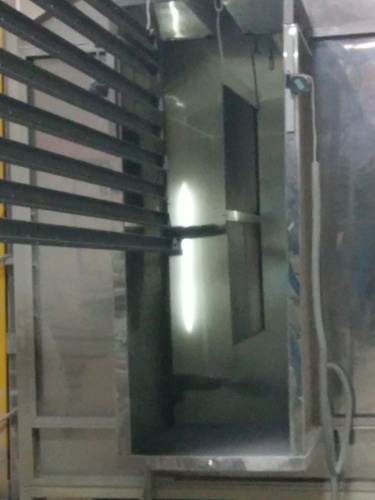 SS Coating  Booth