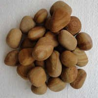 Golden Teak Pebbles