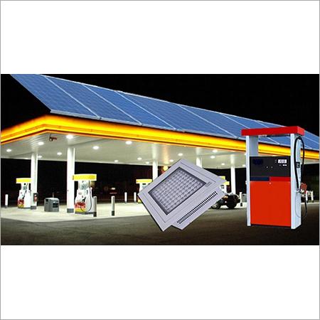 Petrol Pump Solar Solution