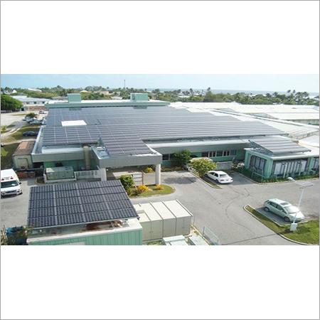 Hospital Solar Solution