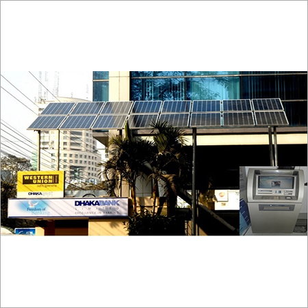 Bank Solar Solution
