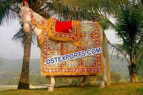 Indian Wedding Ghodi/Horse Costume