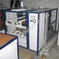 Disposal Plate Making Machine