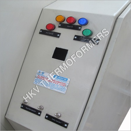 Machines Control Panels