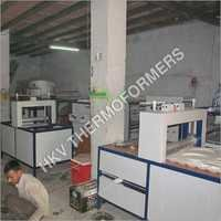 Disposal Dona Plate Making Machine