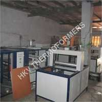 Industrial Paper Plate Making Machines
