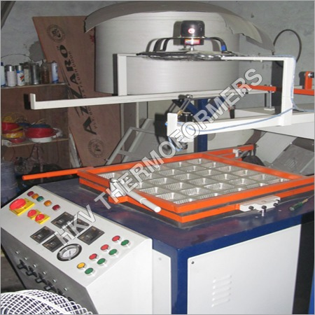 Thermocol Dona Plate Bowl Thali Making Machine