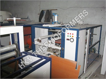Disposal Glass Making Machine