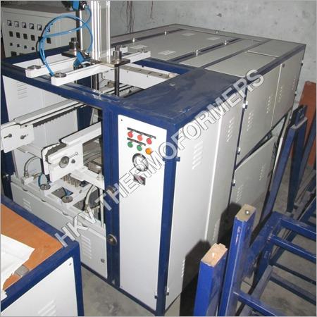 Thermocol Dona Plate Making Machine