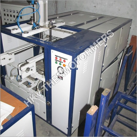 Thermocol Dona Plate Making Machine
