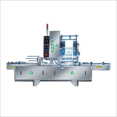Automatic Foil Sealing Machine