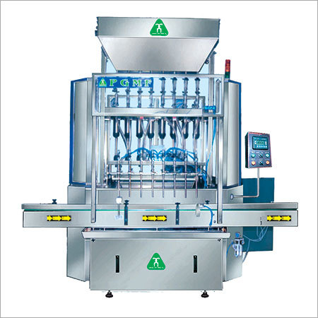 Automatic Volumetric Piston Filling Machine