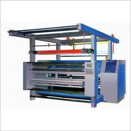 Textile Shearing Machine