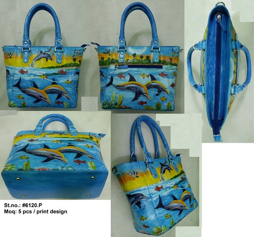 Printed Designer Ladies Bag