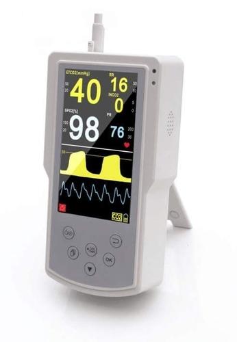 Pulse Oximeter With Etco2