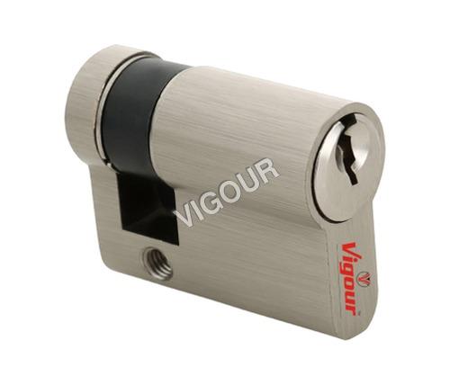 Half cylinder lock