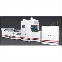 Automatic sheet feed lamination machine