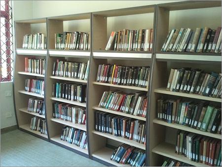 Library Books Racks