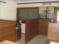 Office Partition Counter